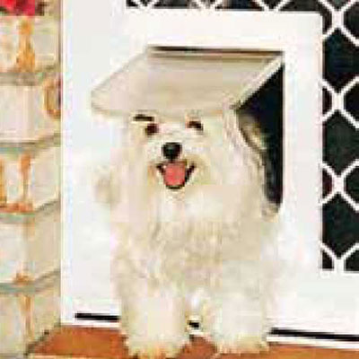 Petway Dog Door